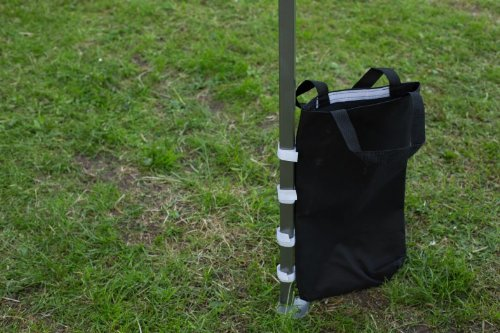 All Seasons Gazebos, Set of 4 leg weight bags for Instant pop up gazebo