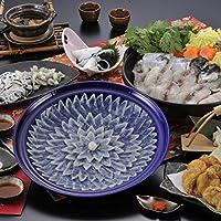 築地魚群 ふぐ料理にぎわいフルコース(4人前)