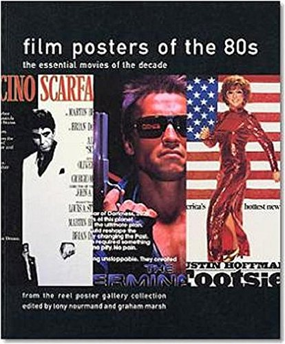 Film posters of the 80s: The Essential Movies of the Decade (Evergreen)