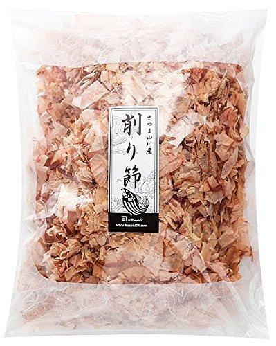 Bonito bonito bonito Kezuribushi flor (de negocios) 500g dashi caldo de Kagoshima