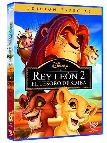 El Rey León 2: El Tesoro De Simba [DVD]