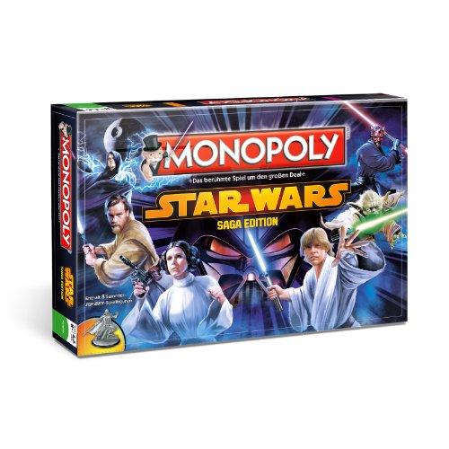 Elbenwald Star Wars - Monopoly Saga Edition