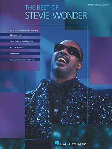 Wonder Stevie The Best Of P/V/G