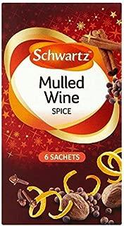 mulled wine spices schwartz