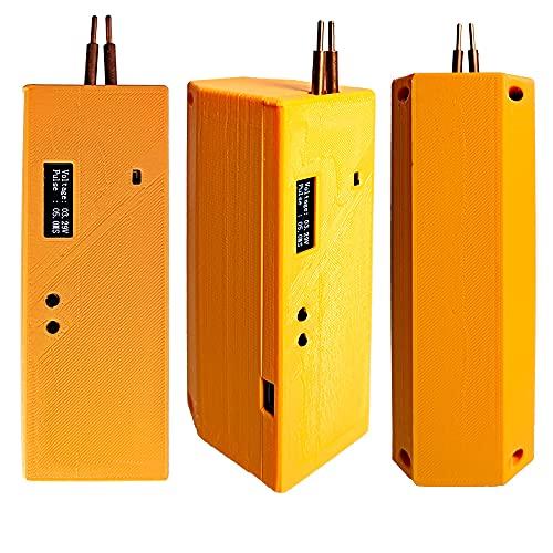 Mini-Hand-Schweißgerät, tragbare Batterie, Punktschweißgerät, integrierte Steuerung, Schweißwerkzeuge, OLED 0,15 mm, 18650 Akku