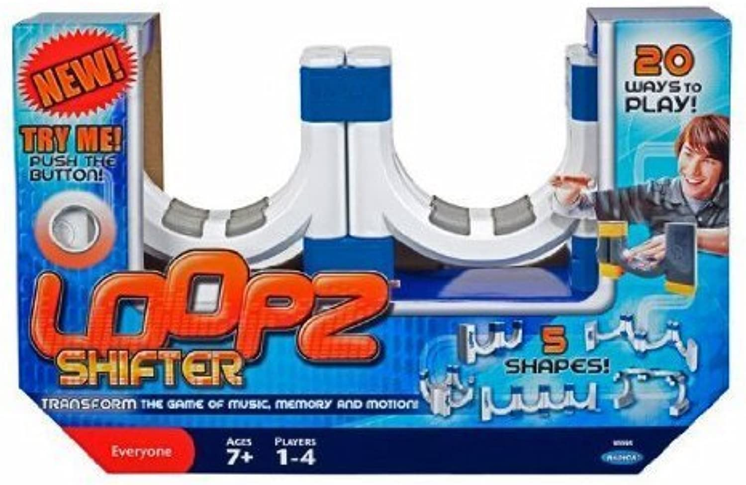 Loopz Shifter Game by Mattel
