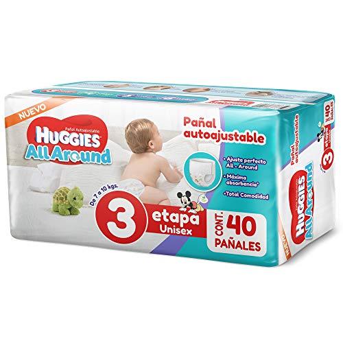 Toallitas Humedas Saba marca HUGGIES