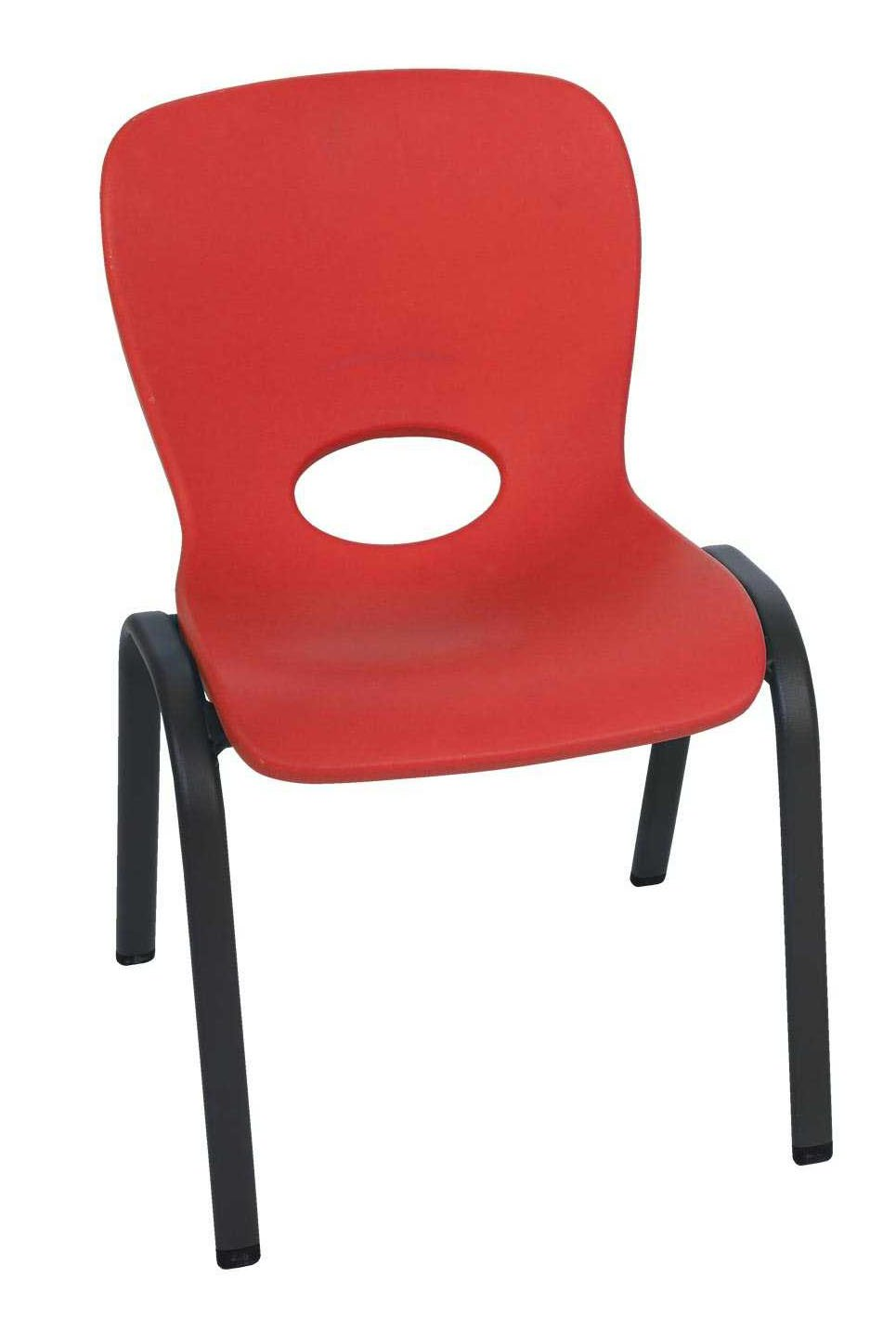 Lifetime - Silla Infantil Apilable, Rojo, LFT Kid Chair: Amazon.es ...