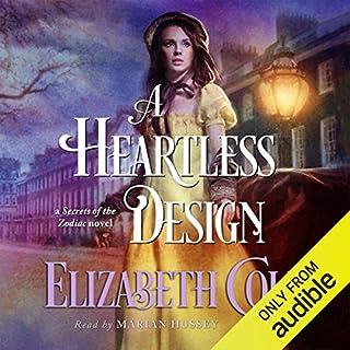 A Heartless Design audiobook cover art