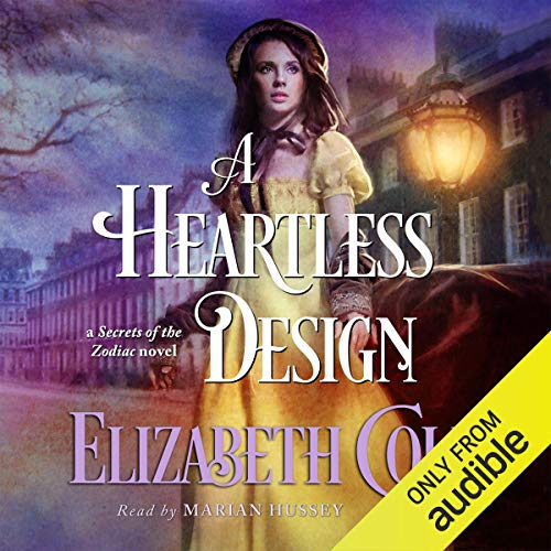A Heartless Design audiobook cover art