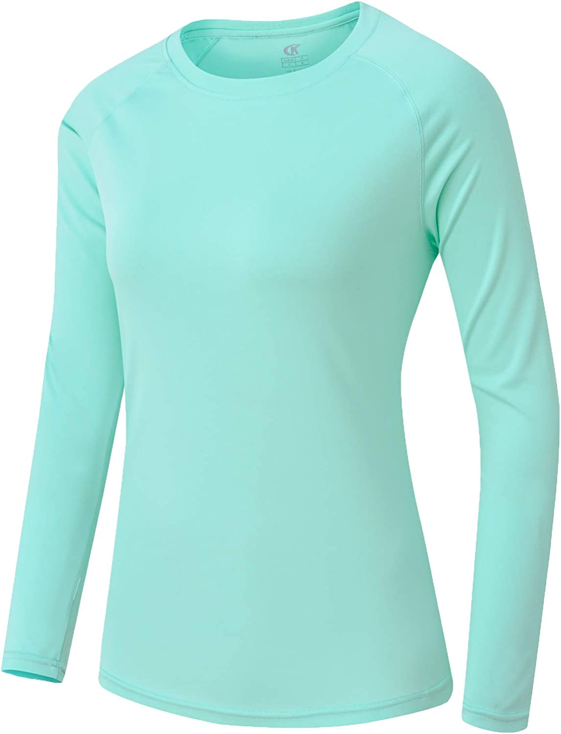 Women's Outlet ☆ Free Shipping Long Sleeve Shirts UPF 50+ Dry Protection SPF Quick Sun Challenge the lowest price of Japan