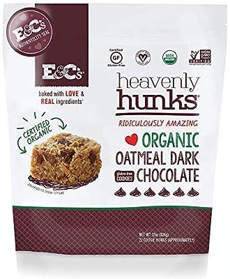 E&C's Snacks Heavenly Hunks Organic Cookie Bites