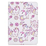 JIan <span class='highlight'>Ying</span> Universal 7.0 Tablet 3D Case Pattrns Folio Cover Protector Fits for ALL 7 inches Tab Unicorn