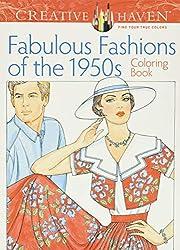 Fashion History Coloring Books