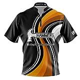 Logo Infusion Dye-Sublimated Bowling Jersey (Sash Collar) - I AM Bowling Fun Design 2011-HM - Hammer (Men's 3X)