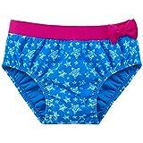 Schiesser Baby-Mädchen Bade-Slip Schwimmwindel, Blau (blau 800), 62 (Herstellergröße: 412)