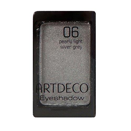 Artdeco La Palette de Fards à Paupières aux Multiples Facettes 06 Pearly Light Silver Grey 9 g