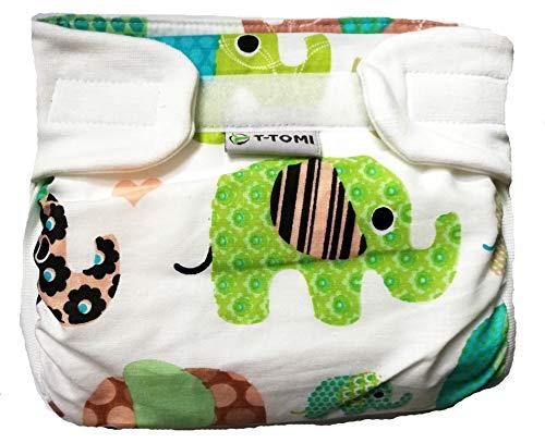T-Tomi Spreizhose Elefant grün (5-9 kg)