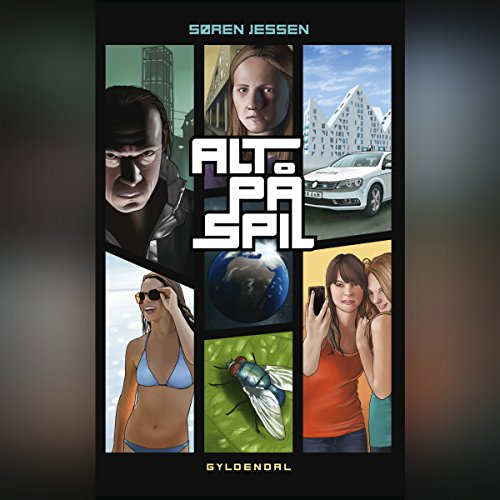 Alt på spil audiobook cover art