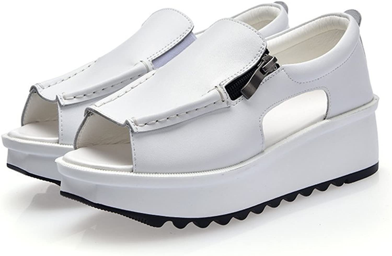 BeautyOriginal Womens Platforms Wedge Espadrilles Lace up shoes Flat Sandals