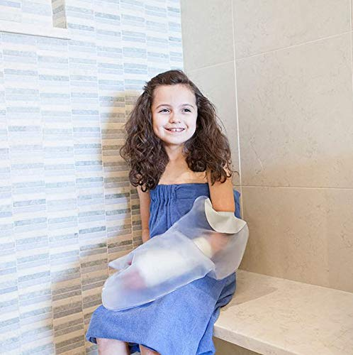 Price comparison product image Seal-Tight Freedom Universal Cast Protector Waterproof Cast Cover for Arm or Leg Pediatric Size (23in Length)