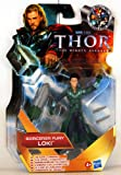 Thor Movie 10cm Basic Action Figure Sorcerer Fury Loki