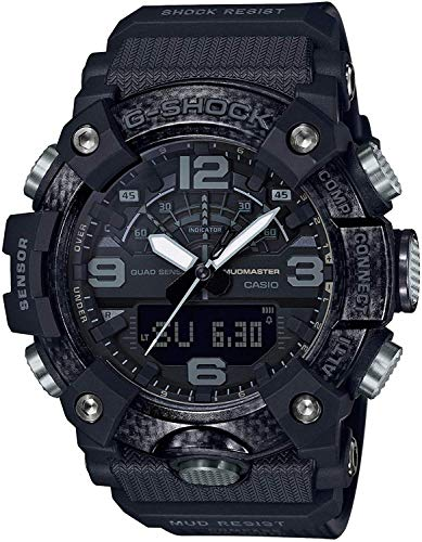 G-Shock GGB100-1B Black One Size