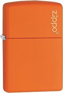 ZIPPO(ジッポー) 200ベース レギュラーサイズ マットシリーズ オレンジ 231ZL