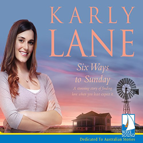 Six Ways to Sunday audiobook cover art