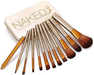 Naked 3 Woman 12Pcs Naked3 Makeup Brushes Tools Set Make Up Brush Tools