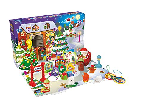 VTech- Calendario de Adviento Toot Friends, Multicolor (