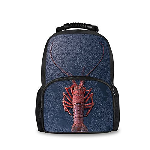 CHAQLIN Zaino lobster large