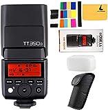 Godox TT350 - Flash con zapata para Olympus y Panasonic