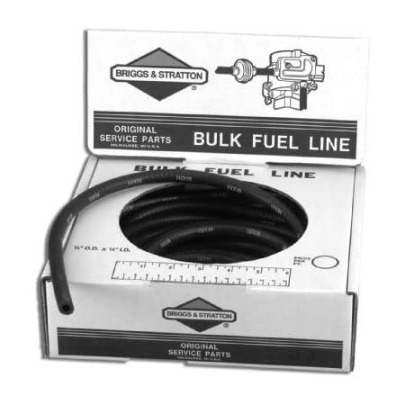Genuine Briggs /& Stratton 791745 Fuel Line Cut To Fit