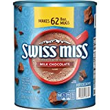 Swiss Miss Milk Chocolate Flavor Hot Cocoa Mix, 4.78 Lb Canister
