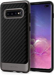 Spigen Samsung Galaxy S10 PLUS Neo Hybrid Gun metal cover/case - Gunmetal