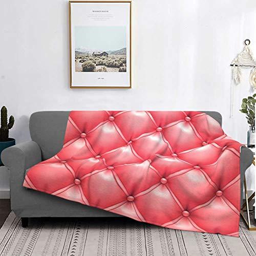 Personalizado Lana Manta,Cojín de sofá de Moda estilizada cruza Rayas y Puntos,Sala/Cuarto/Sofá Cama Franela Edredón Manta de Tiro,80' X 60'