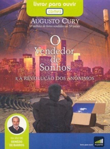 Vendedor de Sonhos e a Revolução dos Anônimos - Audiolivro (+ MP3 CD)