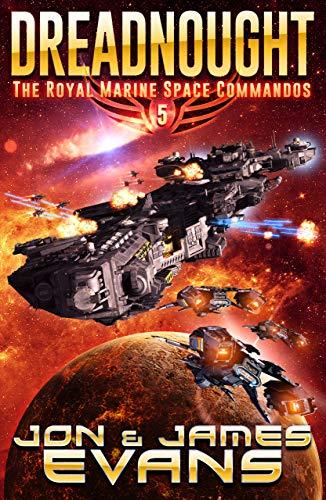 Dreadnought (The Royal Marine Space Commandos Book 5) (English Edition)