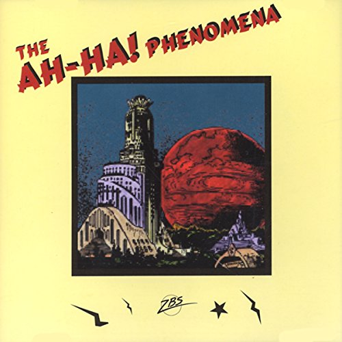 The Ah-Ha! Phenomena cover art