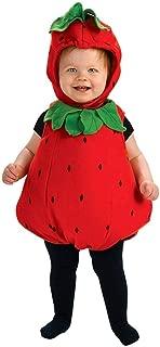 strawberry halloween costume toddler