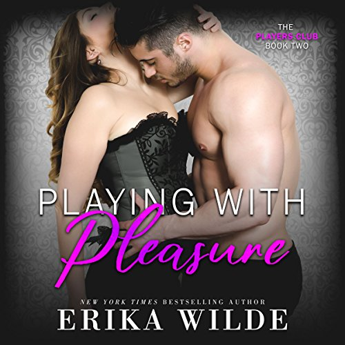 Playing with Pleasure audiobook cover art
