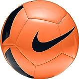Nike Nk Ptch Team, Pallone Unisex-Adulto, Arancione (Total Orange / Black), Taglia 4