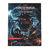 Livrets de règles de base de Dungeons & Dragons : Manuel des Monstres (version française)