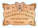 Beatus Lignum Ouija Celtic, todo fabricado en arce resistente.
