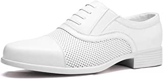 SF Autumn Breathable wear-Resistant White Three Joint Performance Shoes Men's Pointed Casual Dress Wedding Men's Shoes