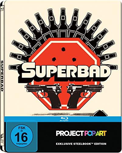 Superbad - SteelBook PopArt [Blu-ray]