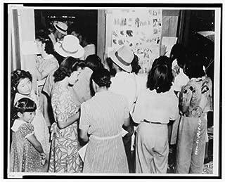 Infinite Photographs Photo: 1942 Fresno Assembly Center, Japanese Internment Camp