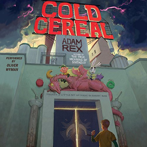 Cold Cereal audiobook cover art