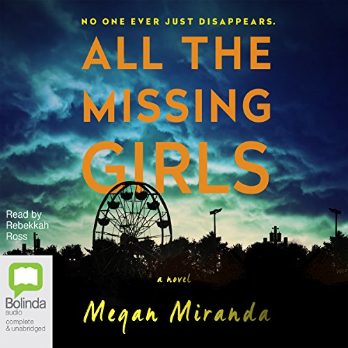 All the Missing Girls cover art